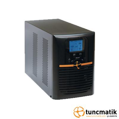 Tunçmatik Newtech Pro II X9 3 kVA Ups