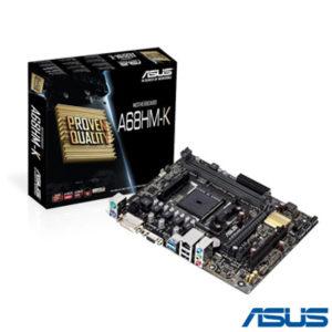 Asus A68HM-K DDR3 2400MHz S+V+GL FM2+(mATX) DVI,VGA