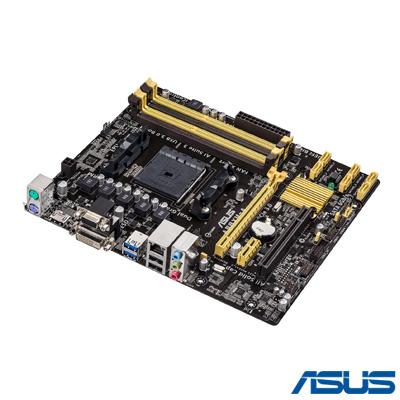 Asus A88XM-A/USB3.1 DDR3 S+V+GL FM2+(mATX)