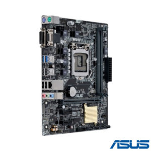 Asus H110M-K DDR4 S+V+GL 1151p (mATX)