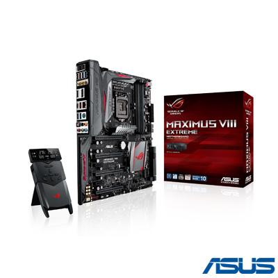 Asus MAXIMUS VIII EXTREME DDR4 S+V+GL 1151 (E-ATX) USB3.1