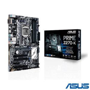 Asus PRIME Z270-K DDR4 S+V+GL 1151p (ATX)