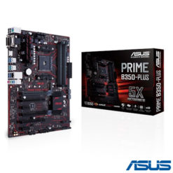 Asus Prime B350-Plus DDR4 S+V+GL AM4 (ATX)