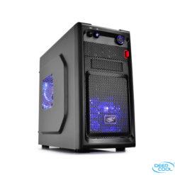 Deep Cool Smarter/LED Mini Tower Kasa Siyah