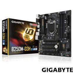 Gigabyte B250M-D2V DDR4 S+V+GL 1151 (mATX)