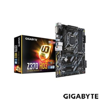 Gigabyte Z370-HD3 DDR4 S+V+GL 1151p8