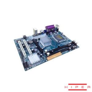 Hiper G31-ICH7 DDR2 800MHz S+V 775p (mATX)