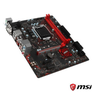 MSI B250M GAMING PRO DDR4 S+V+GL 1151 (mATX)