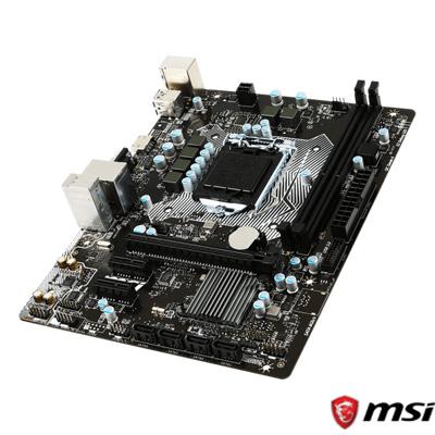 MSI H110M PRO-VH DDR4 S+V+GL 1151p (mATX)