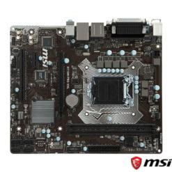MSI H110M PRO-VHL DDR4 S+V+GL 1151p (mATX)