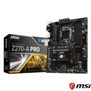 MSI Z270-A PRO DDR4 S+V+GL 1151p (ATX)