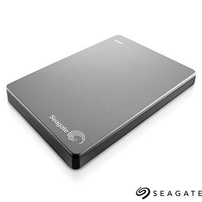 """Seagate 2.5"""" 1TB BP Slim USB3.0 Gümüş STDR1000201"""