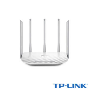 TP-Link ARCHER-C50 867Mbps 4 Port Dual band Router