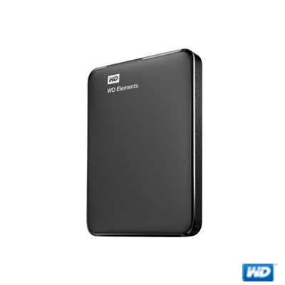 "WD 2.5"" 1TB Elements Siyah USB3.0 WDBUZG0010BBK"