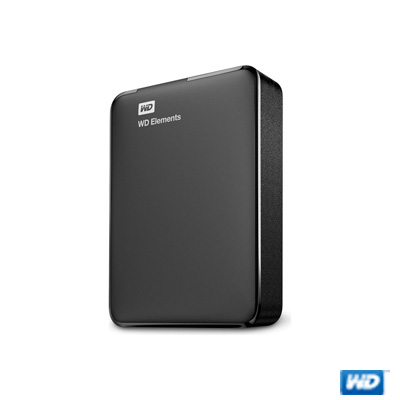 "WD 2.5"" 4TB Elements Siyah USB3.0 WDBU6Y0040BBK"