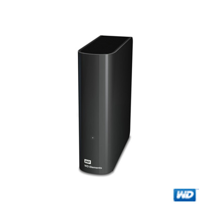 "WD 3.5"" 2TB Elements Siyah USB3.0 WDBWLG0020HBK"
