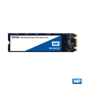 WD 500GB Blue Series m.2 SSD WDS500G2B0B