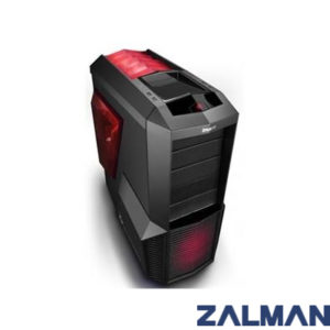 Zalman Z11 Plus-HF1 Mid Tower Kasa/Siyah