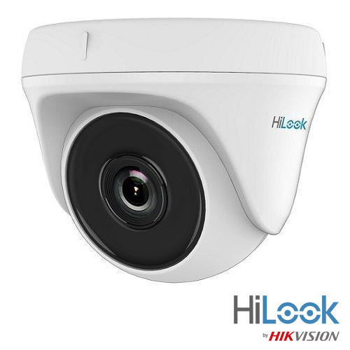 HiLook THC-T130 3MP Analog HD-TVI IR Dome Kamera
