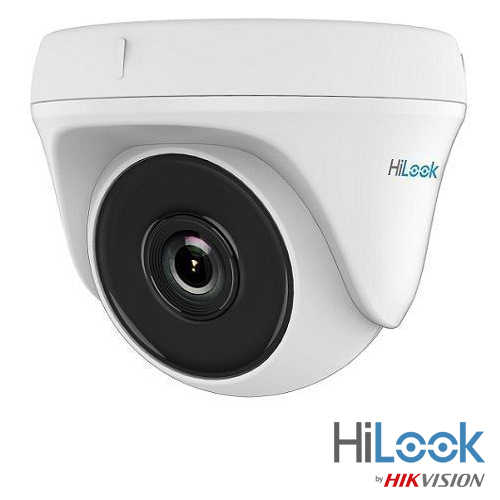 HiLook THC-T210-P 1MP Analog HD-TVI IR Dome Kamera