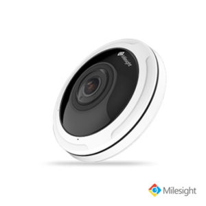 Milesight MS-C9674-PB 12 Mp Balık Gözü Kamera