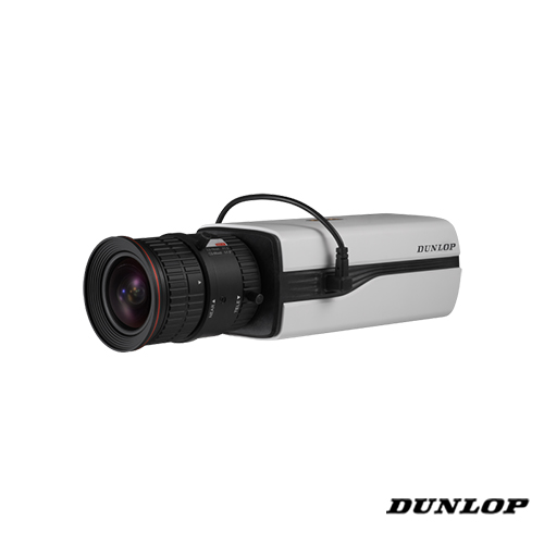 Dunlop DP-22C12D9T-A 2 Mp 1080P Hd-Tvi Wdr Box Bullet Kamera