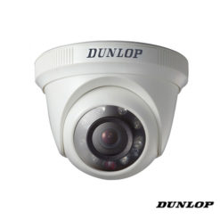 Dunlop DP-22E56C0T-IRPF 1 Mp 720P Hd-Tvi Dome Kamera - İç Mekan